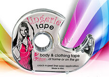 Lingerie Tape Body Fashion Clothing Double Sided Clear Bra Strip Adhesive Secret