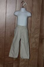 TODDLER GIRLS' OLD NAVY TWILL PANTS-SIZE: 2T