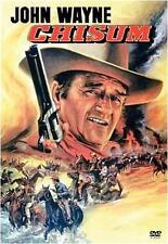 NEW - Chisum (DVD, 2003) SEALED John Wayne