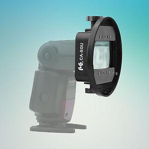 K9 Universal Mount CA-SGU Flash Adapter Kit Accessory for Studio Speedlite Light