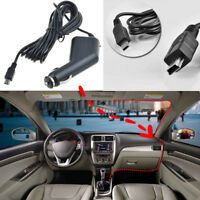 Mini USB DC Car Charger Adapter Power Cable For Car Dash Cam DVR GPS Useful