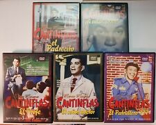 PELICULA DVD PACK MARIO MORENO CANTINFLAS 5 TITULOS