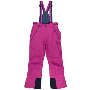 New Crane Snow Extreme Pants Pink Girl Size 14