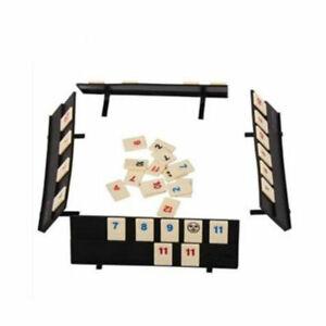 106 Tiles Portable Digital Board Game Israel Mahjong Rummikub Family Travel