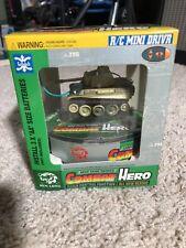 Mini Tank Series Combat Hero Radio Control Tank