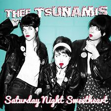 THEE TSUNAMIS - SATURDAY NIGHT SWEETHEART  CD NEU