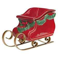 Authentic Scentsy Christmas Santa's Sleigh Element Wax Warmer Holiday Collection
