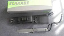 Schrade Outdoormesser Survivalmesser Jagdmesser