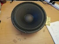 "mackie Thump 15""  bass speaker driver 15- 2501 P/N0013251 (647)"