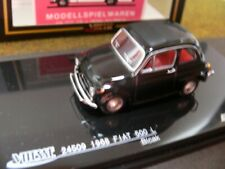 1/43 Vitesse Fiat 500L Schwarz 1968 24509