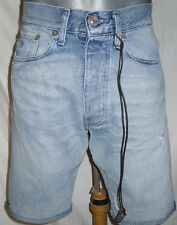 G-Star Raw Hommes Jeans 1/2 Shorts taille w30 + Neuf +
