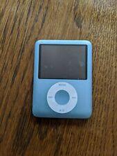 Apple iPod Nano 3rd Generation Green 8 Gb A1236