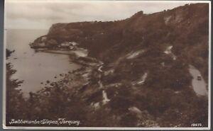 1906 Babbercombe Slopes Torquary PC to USA