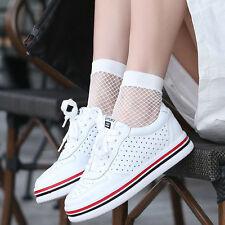 Fashion Women Ruffle Fishnet Ankle High Socks Mesh Lace Fish Net Short Socks Hot