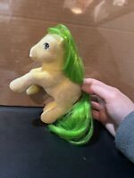Vintage G1 Hasbro My Little Pony So Soft Magic Star