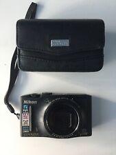 Nikon Coolpix S8100 12.1MP Full HD Digital Camera