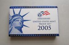 2005 U S Mint Proof Set