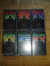 Spawn Videocassetten die Zeichentrickserie komplett