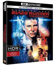 BLADE RUNNER (BLU-RAY 4K Ultra HD + BLU-RAY) con Harrison Ford