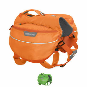 Ruffwear Approach Dog Gear Pack with Dual Saddlebags and Handle - All Varieties
