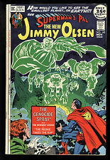 Superman's Pal Jimmy Olsen (1954) #143 First Print Genocide Spray Jack Kirby VF-