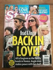 Star Magazine Brad & Angie Back In Love March 8, 2010