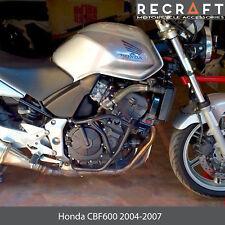 Honda CBF600 2004-2007 + Pads Crash Bars Engine Guard Frame Protector