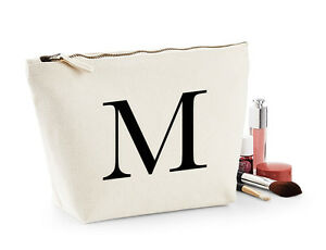 Personalised Make Up/Wash Bag Perfect Mothers Day Birthday Gift Present