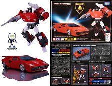 Transformers Takara Masterpiece MP-12+ Lambor / Sideswipe anime ver MISB