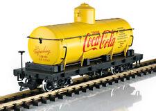 Lgb 40810 Wagon-citernes Coca Cola in Ep.iii Échelle 2m