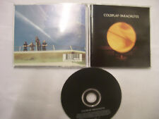 COLDPLAY Parachutes – 2000 AUSTRALIAN CD – Alternative Rock - RARE!