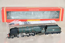 HORNBY R221 BR 4-6-2 CORONATION CLASS LOCOMOTIVE 46252 CITY of LEICESTER nz