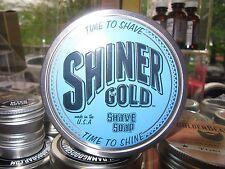 Shiner Gold Shave Soap - Rasierseife   100g=22,29E