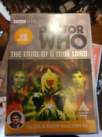 Doctor Who - Terror of the Vervoids - Colin Baker  - the trial of a time lord