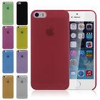 0.3mm Ultra Thin Souple clair Housse Coque Etui iPhone 5 5S 5C 6 4.7