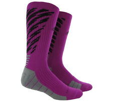 ADIDAS Shockwave Traxion Team Speed Climalite Crew Socks 1pair Size S Magenta