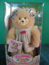 Fisher Price 1999 Briarberry Bear Collection Stuffed Plush MollyBerry NIB