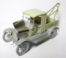 Cix Models 1/35 Ford Model T Wrecker Tow Truck Conversion w/Engine (ICM) CIXM016
