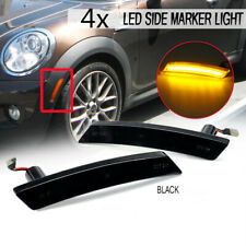 For Mini Cooper 2007-2015 Front Rear Left & Right Side Marker Light Pair