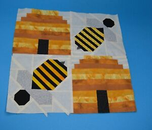 """BEES Stripped quilt block11.5"""""""