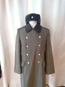 005 DDR NVA Grenztruppen Uniform Mantel