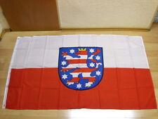 Fahnen Flagge Thüringen Sonderposten Neu - 90 x 150 cm