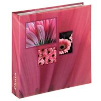 "Hama ""Singo"" Memo Album for 200 photos with a size of 10x15 cm, pink"