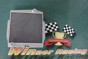 Fit Datsun Fairlady/Sports 1500/1600/2000 SPL/SP/SRL/SR aluminum radaitor 56mm
