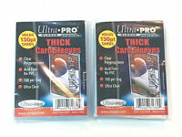 200 ULTRA PRO SOFT TRADING CARD THICK PENNY SLEEVES BASEBALL POKEMON FOOTBALL