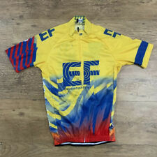 EF Cycling Jersey MTB Cycling Jersey Short Sleeve
