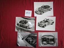 N°9969 / BMW Z3  roadster 14 photos  fevrier 1996