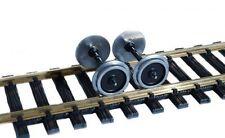 Zenner Radsatz aus Metall  35 mm Spur 2 (64mm) für Umbau Piko auf Regelspur