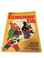 Vintage Dover Publications - The Katzenjammer Kids by Rudolph Dirks - Color 1974
