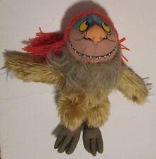 "Maurice Sendak Where The Wild Things Are plush SIPI stuffed doll 14"" Warner Bros"